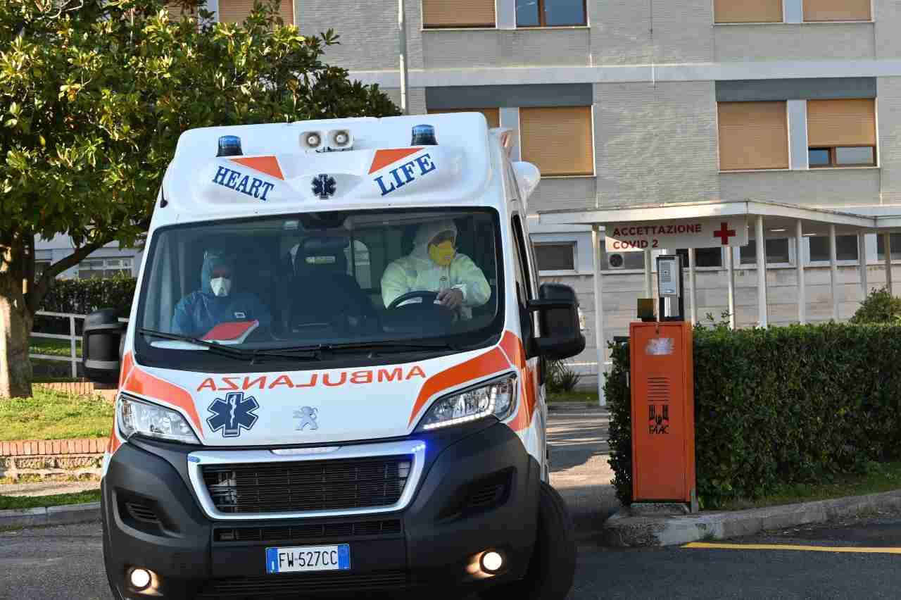 Ambulanza Velletri