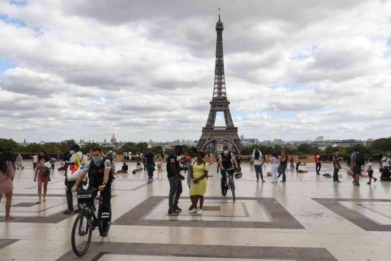 Francia coronavirus lockdown