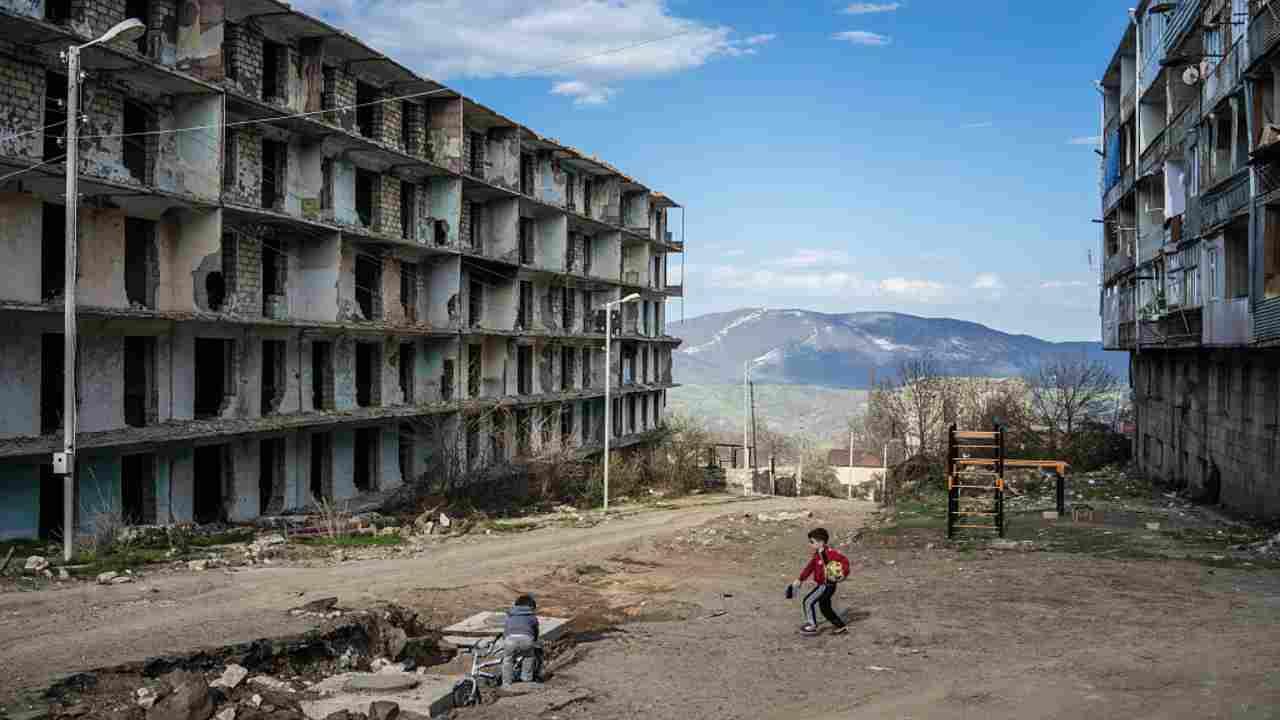 Guerra Azergaigian Armenia