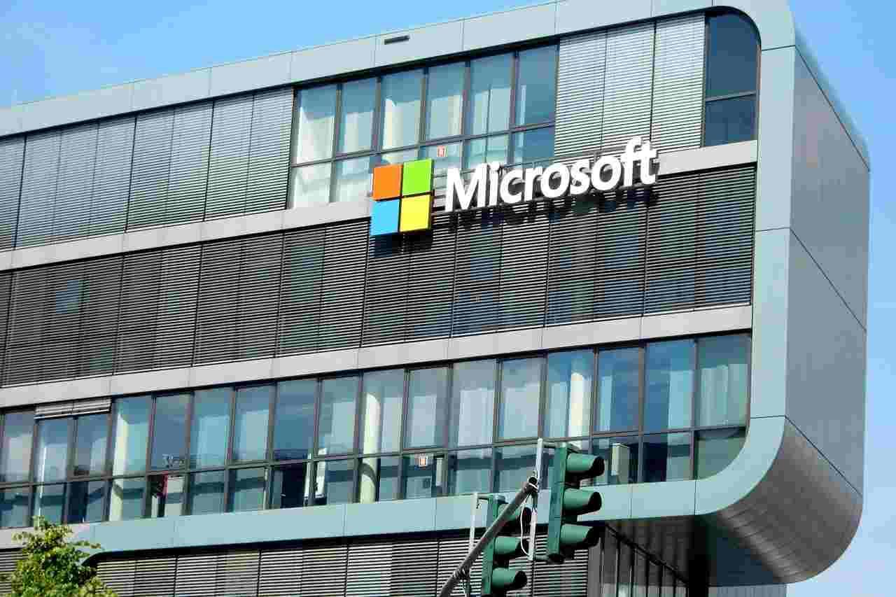 TikTok Microsoft