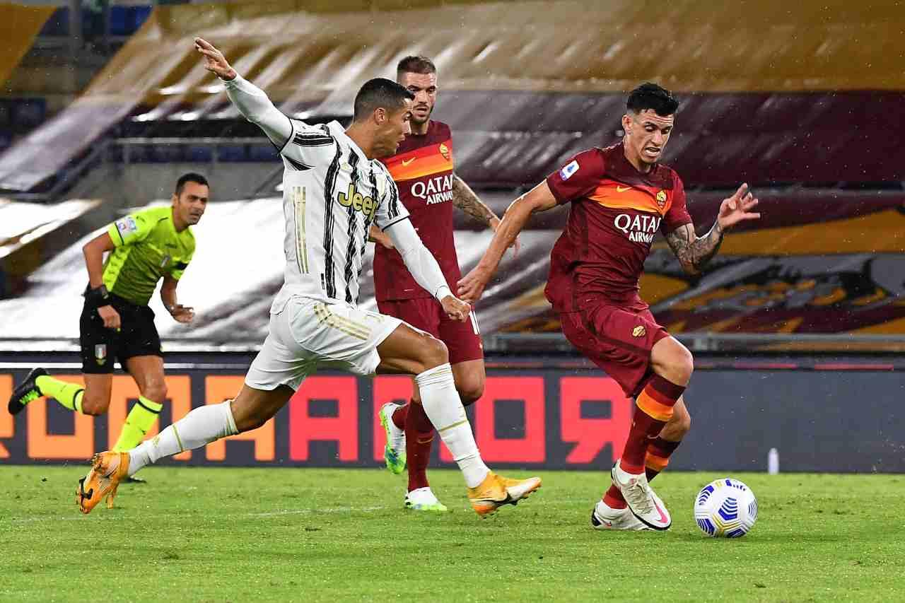 Roma-Juventus 2-2: Highlights, Voti, Pagelle e Tabellino