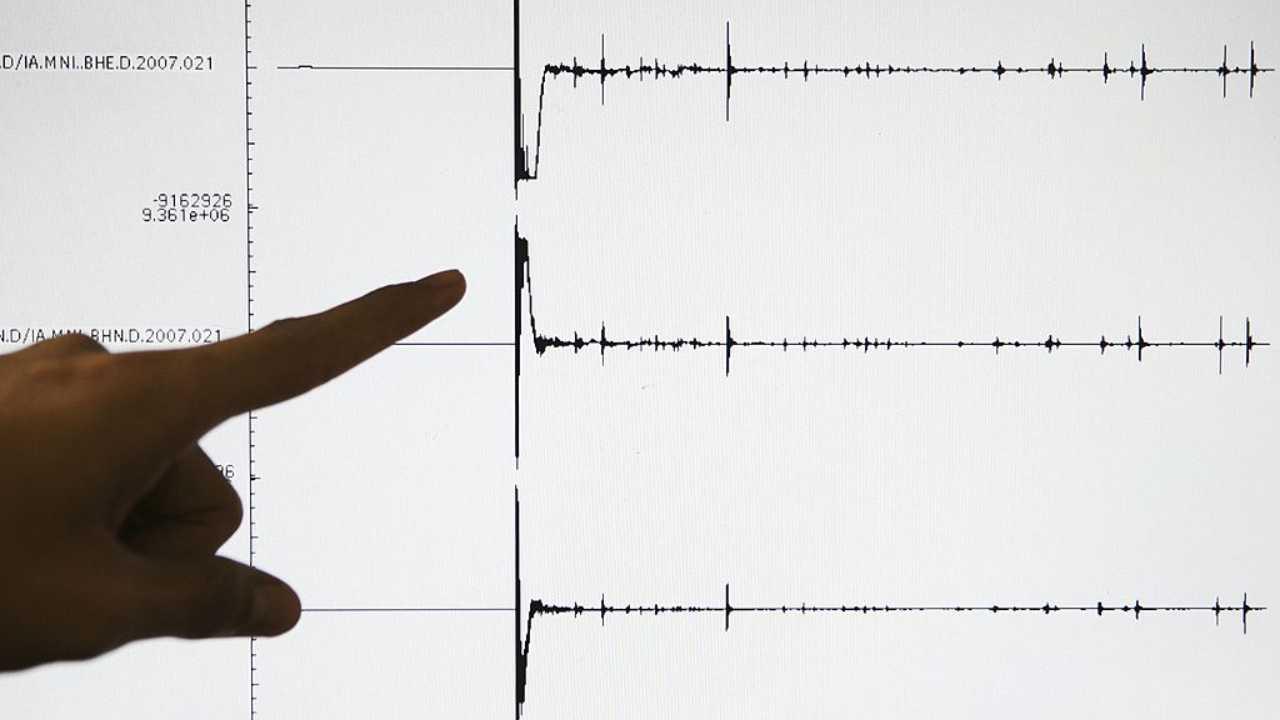 Terremoto in Argentina