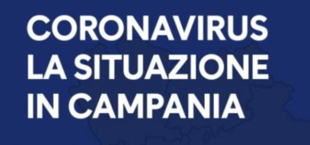 Coronavirus Campania bollettino oggi
