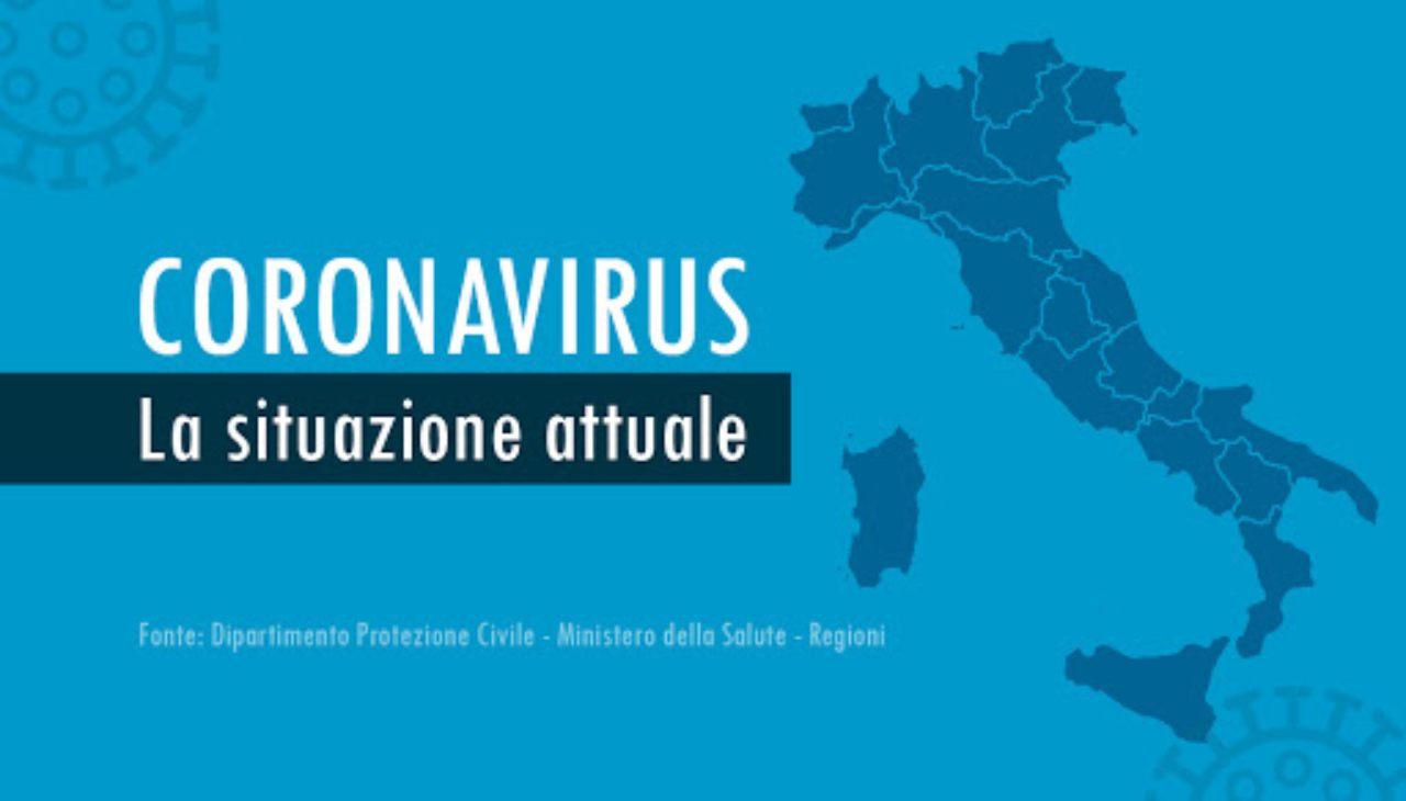 bollettino coronavirus italia oggi