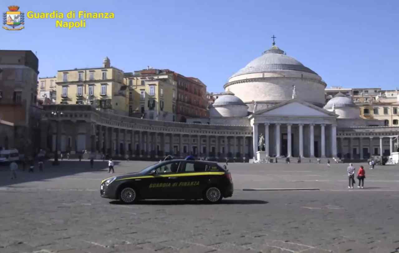 Covid Napoli Finanza