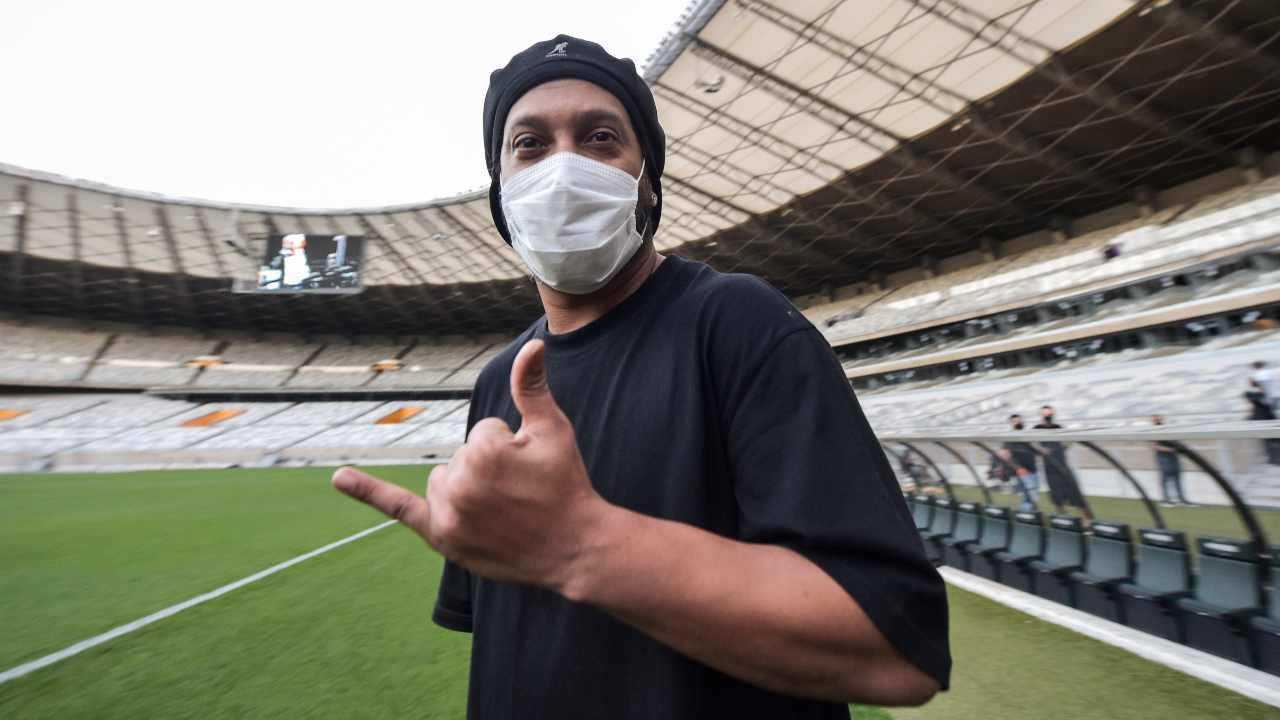 Coronavirus Ronaldinho