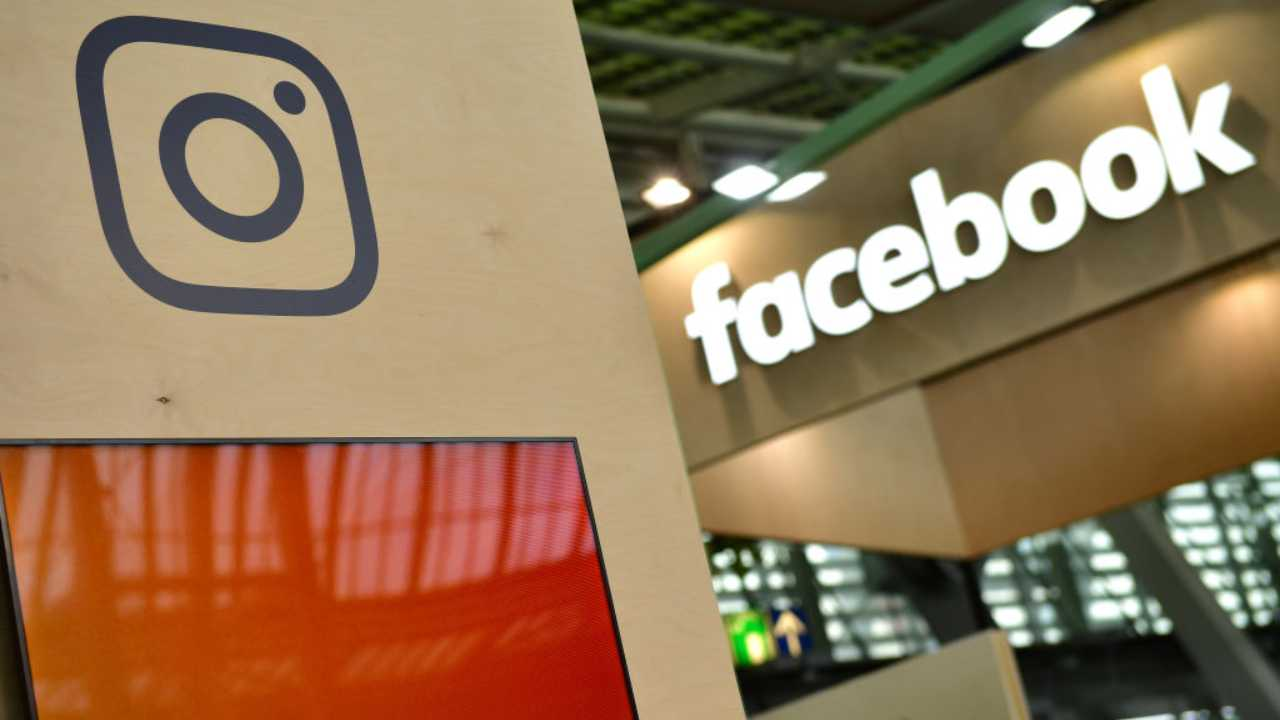 Chat Instagram e Facebook