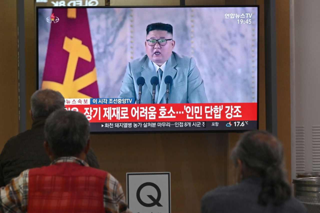 Corea Nord Kim