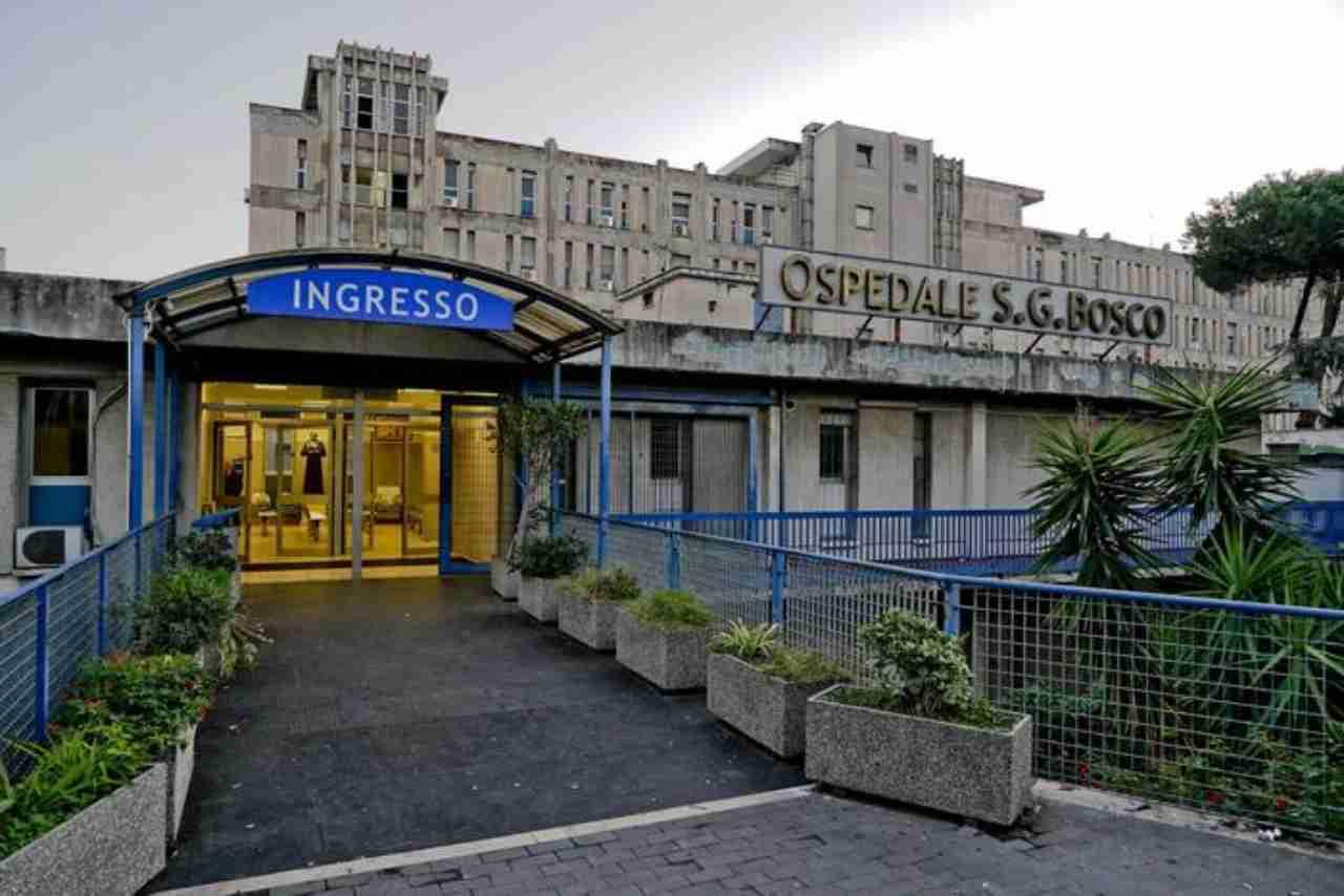 Napoli Covid Hospital