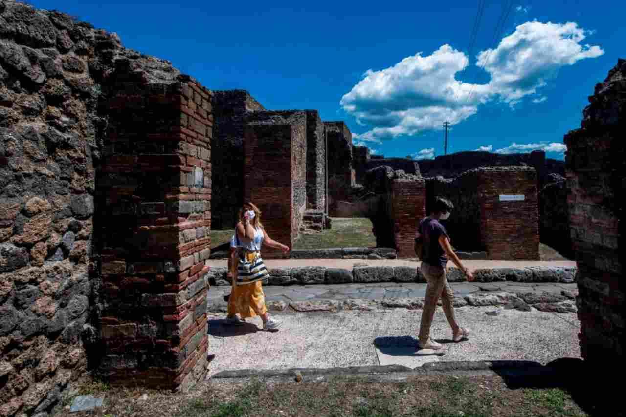 Pompei reperti