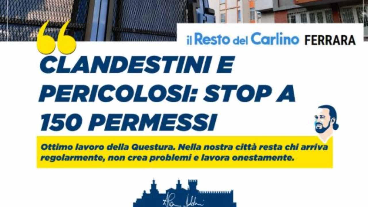 Clandestini Ferrara