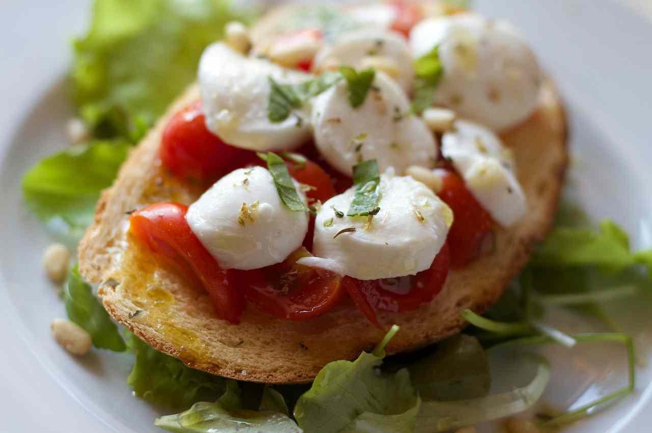 Lockdown dieta mediterranea