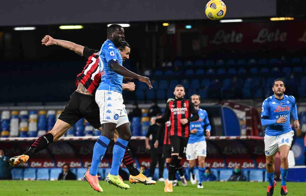 Napoli Milan Highlights