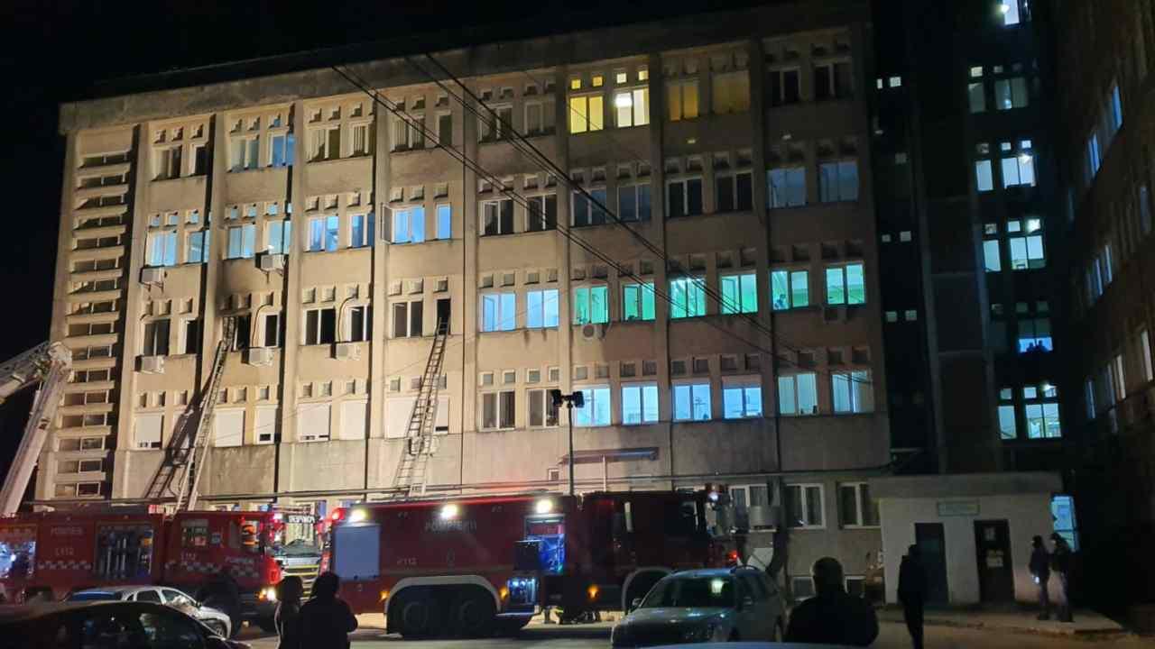 Romania ospedale