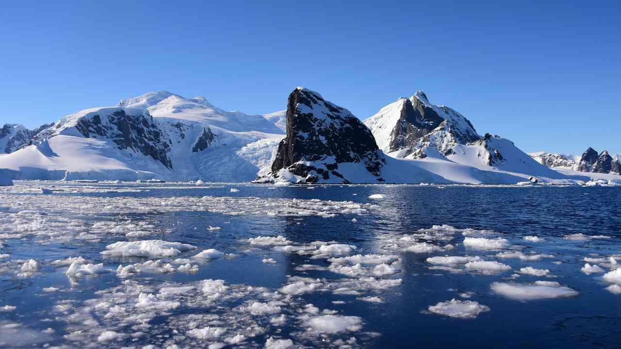 Coronavirus Antartide