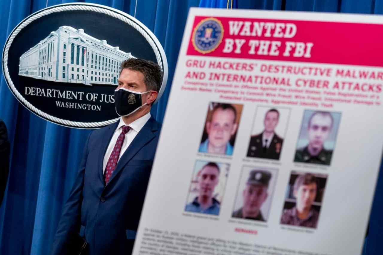 Usa hacker russi
