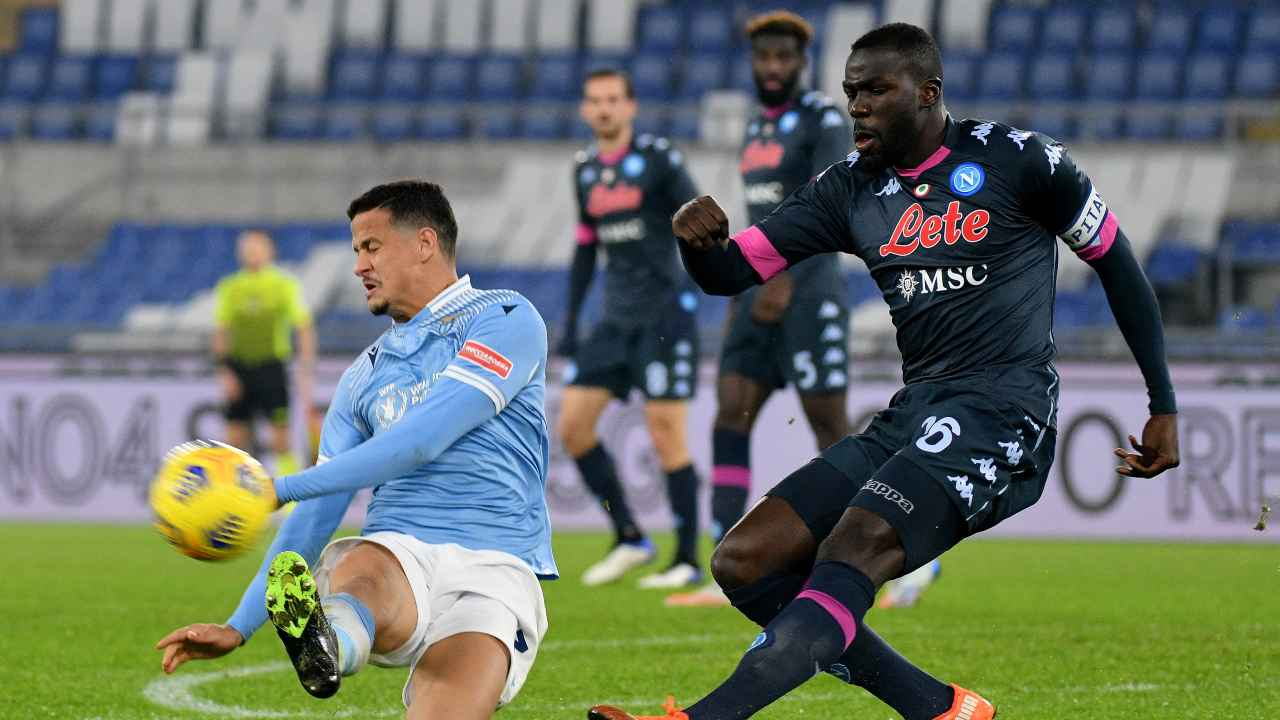 Infortunio Koulobaly