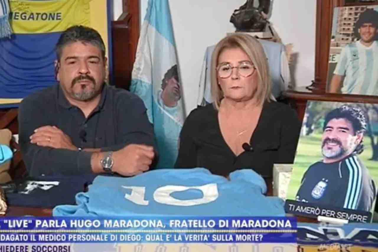 Maradona Querela