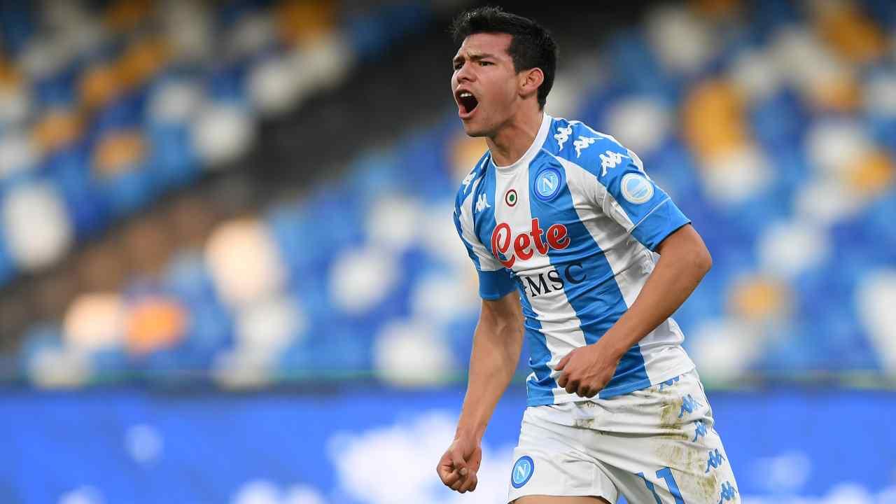Napoli Sampdoria highlights