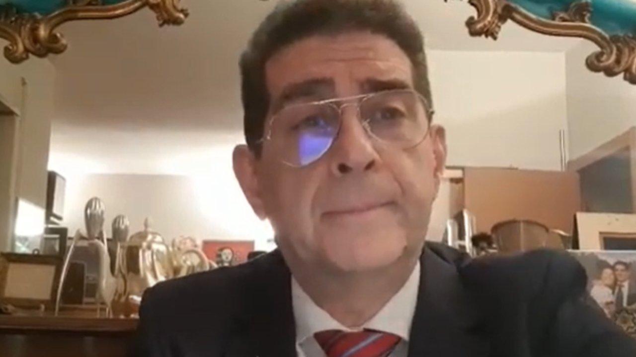Ariel FInzi, presidente Comunità Ebraica Napoli