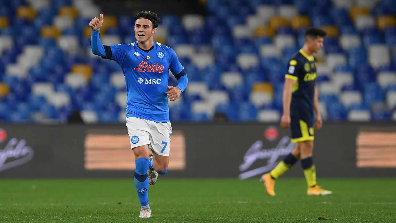 Napoli Parma highlights