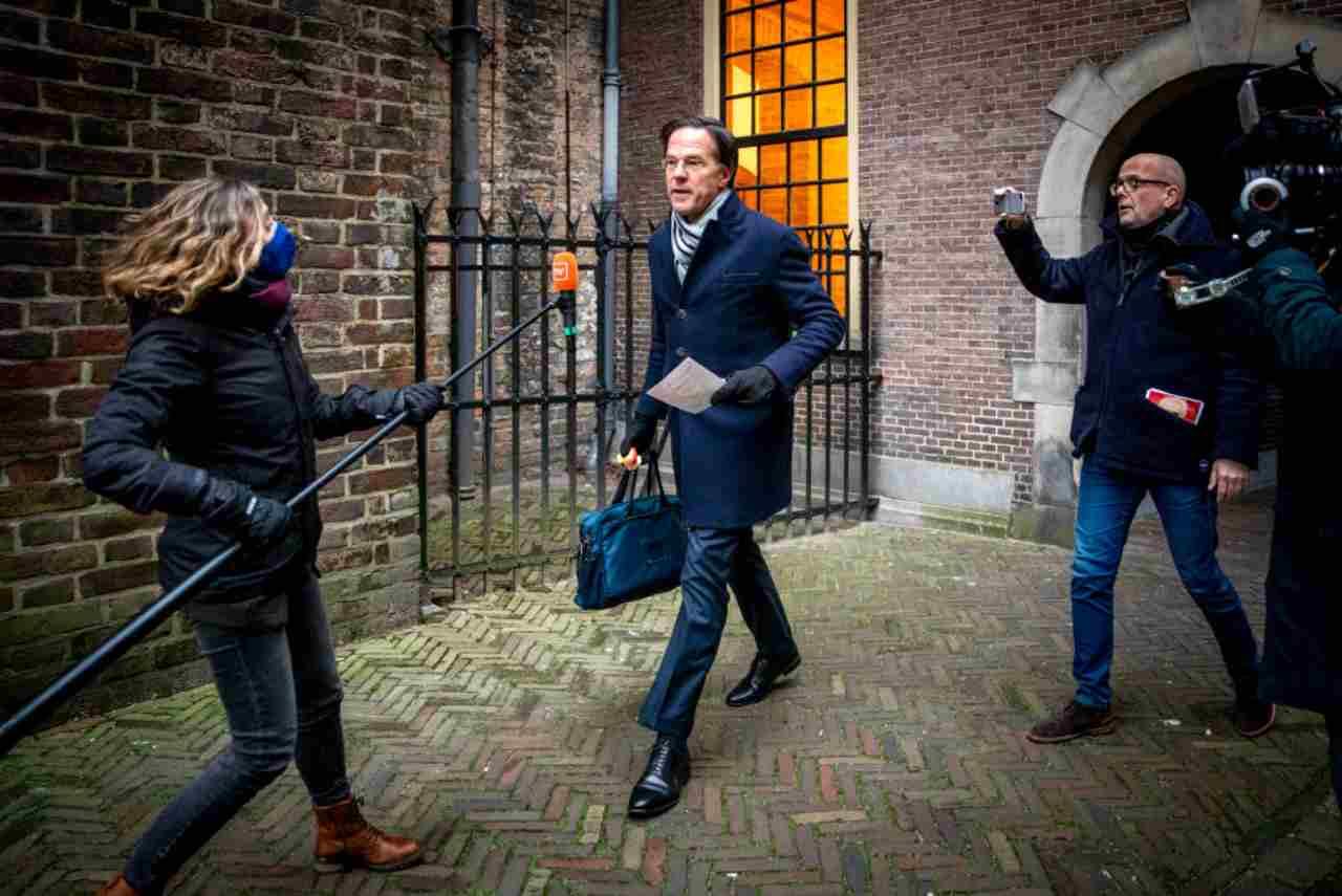 Olanda Governo