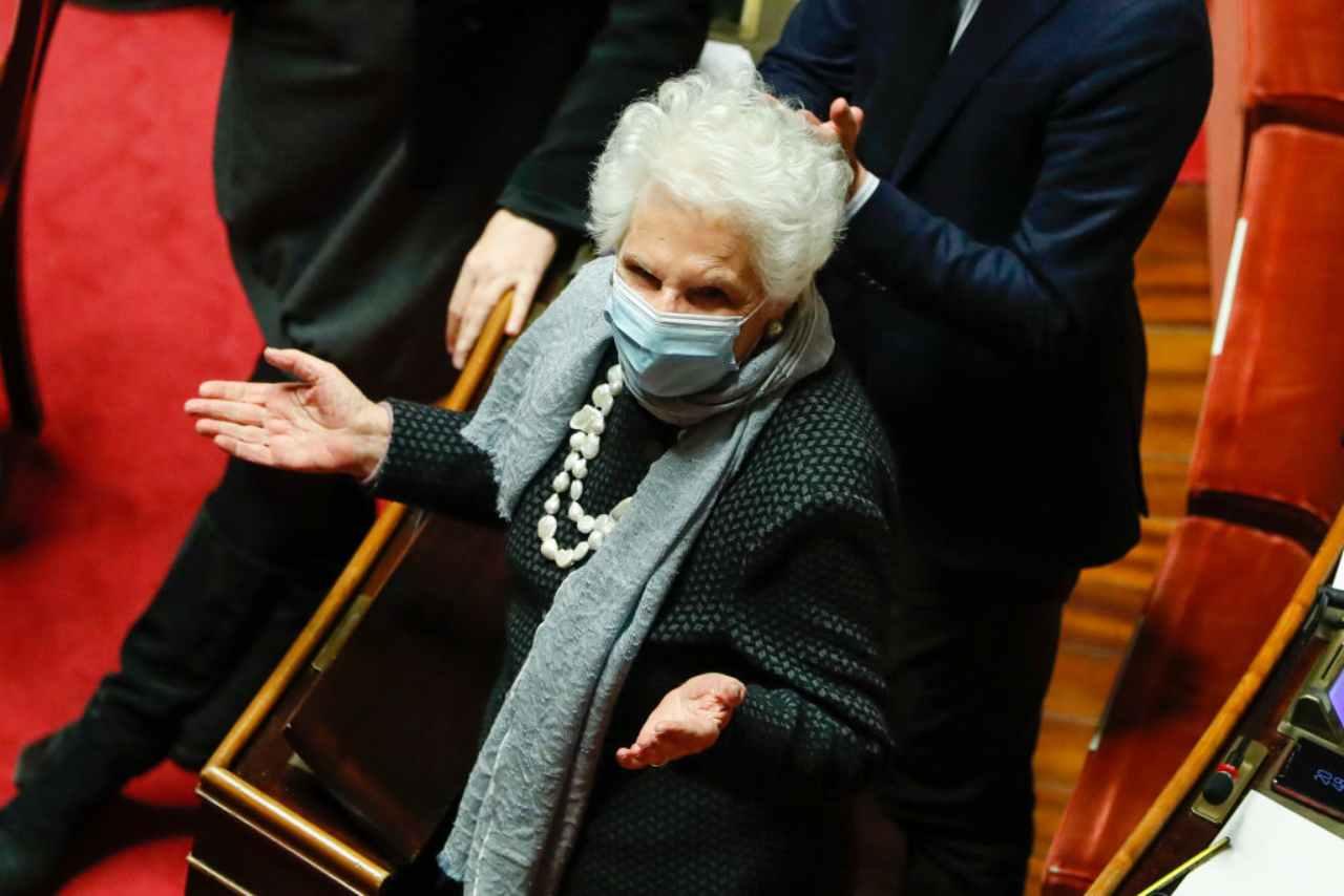 cittadinanza onoraria Liliana Segre
