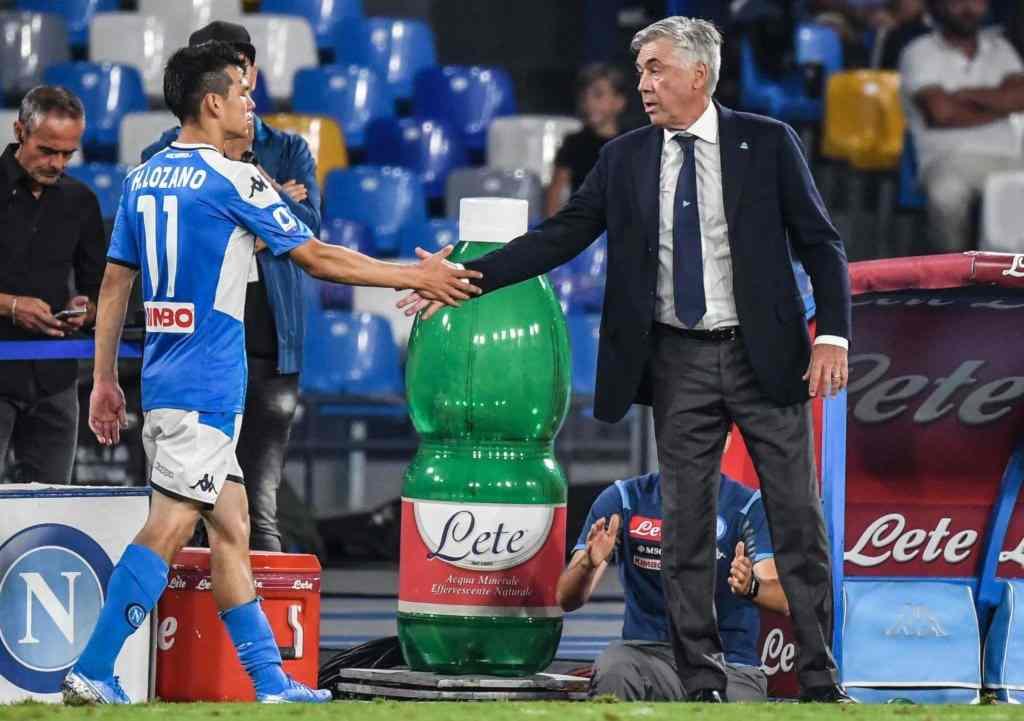 Ancelotti Napoli