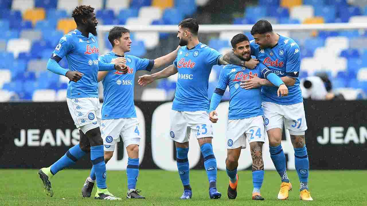 Napoli Fiorentina gol
