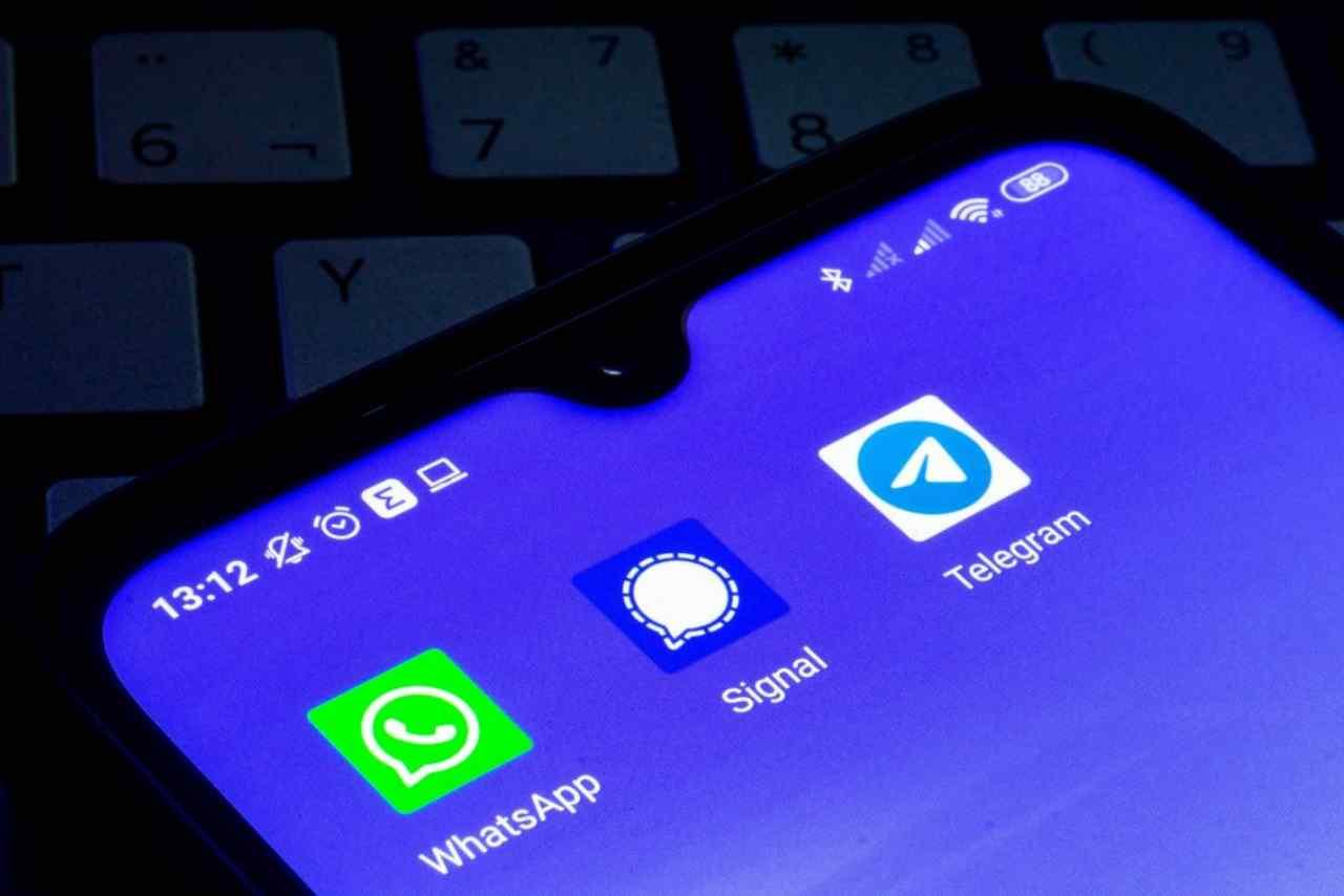 WhatsApp concorrenti