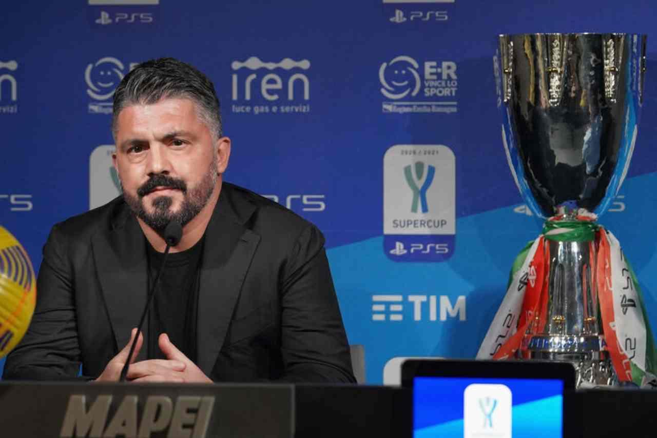 Juventus Napoli streaming gratis