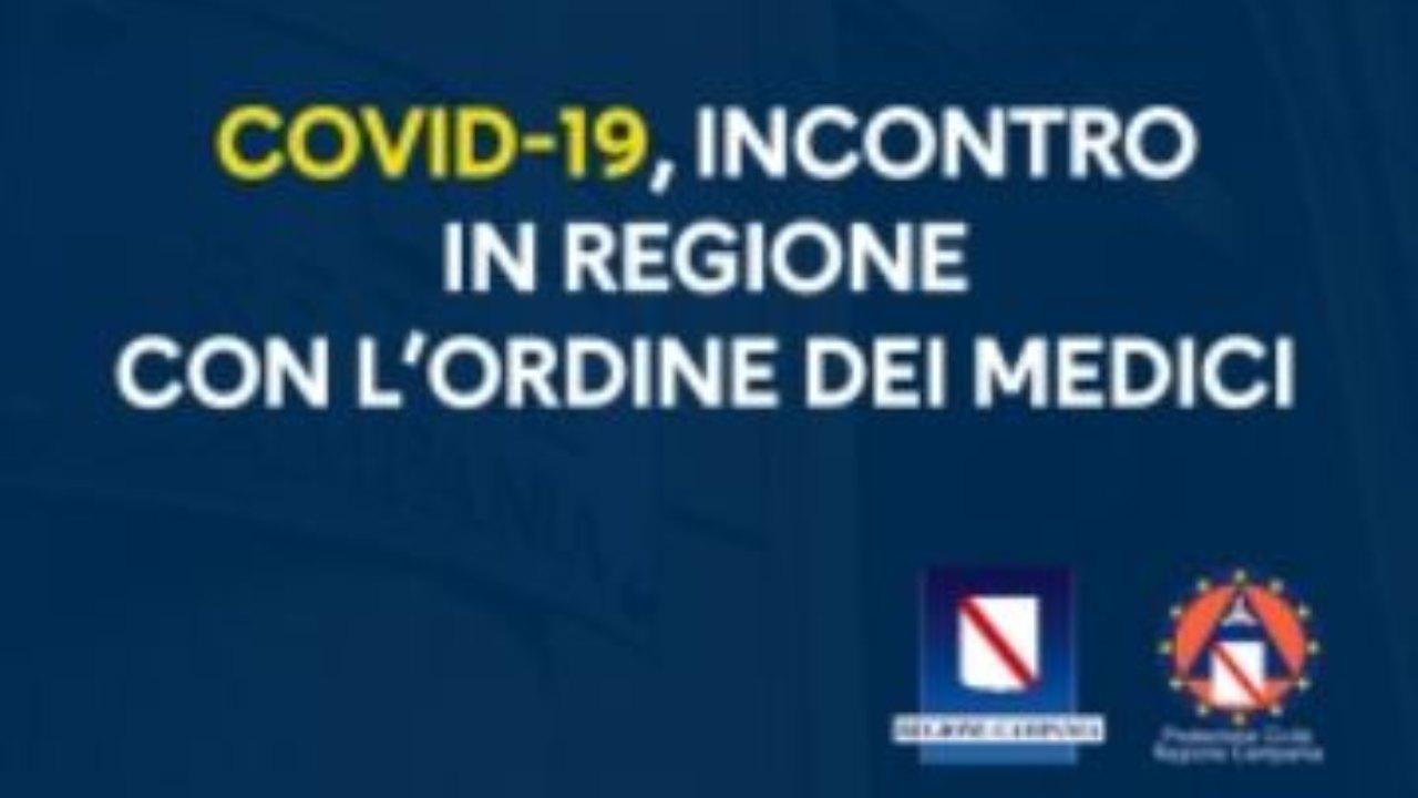 Vaccino Coronavirus Campania