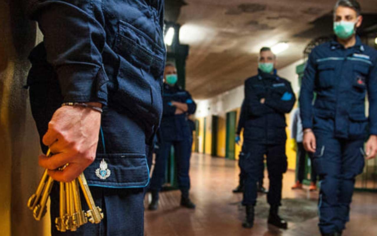 Covid in carcere