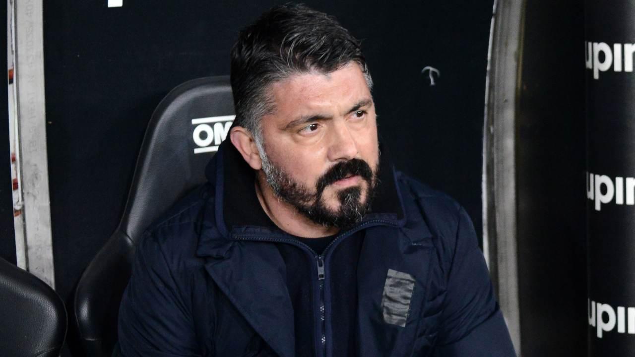 Genoa Napoli Gattuso