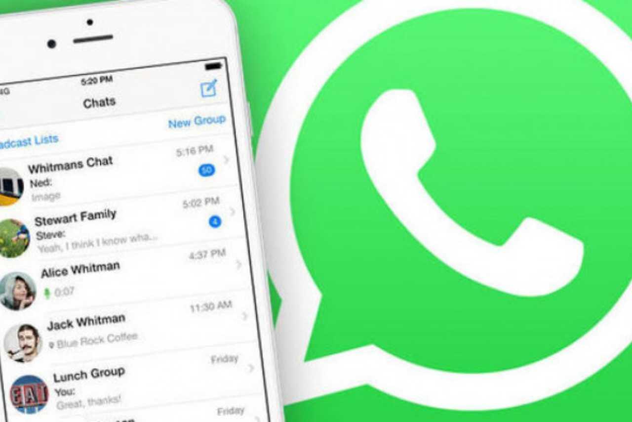WhatsApp Trucco rubrica