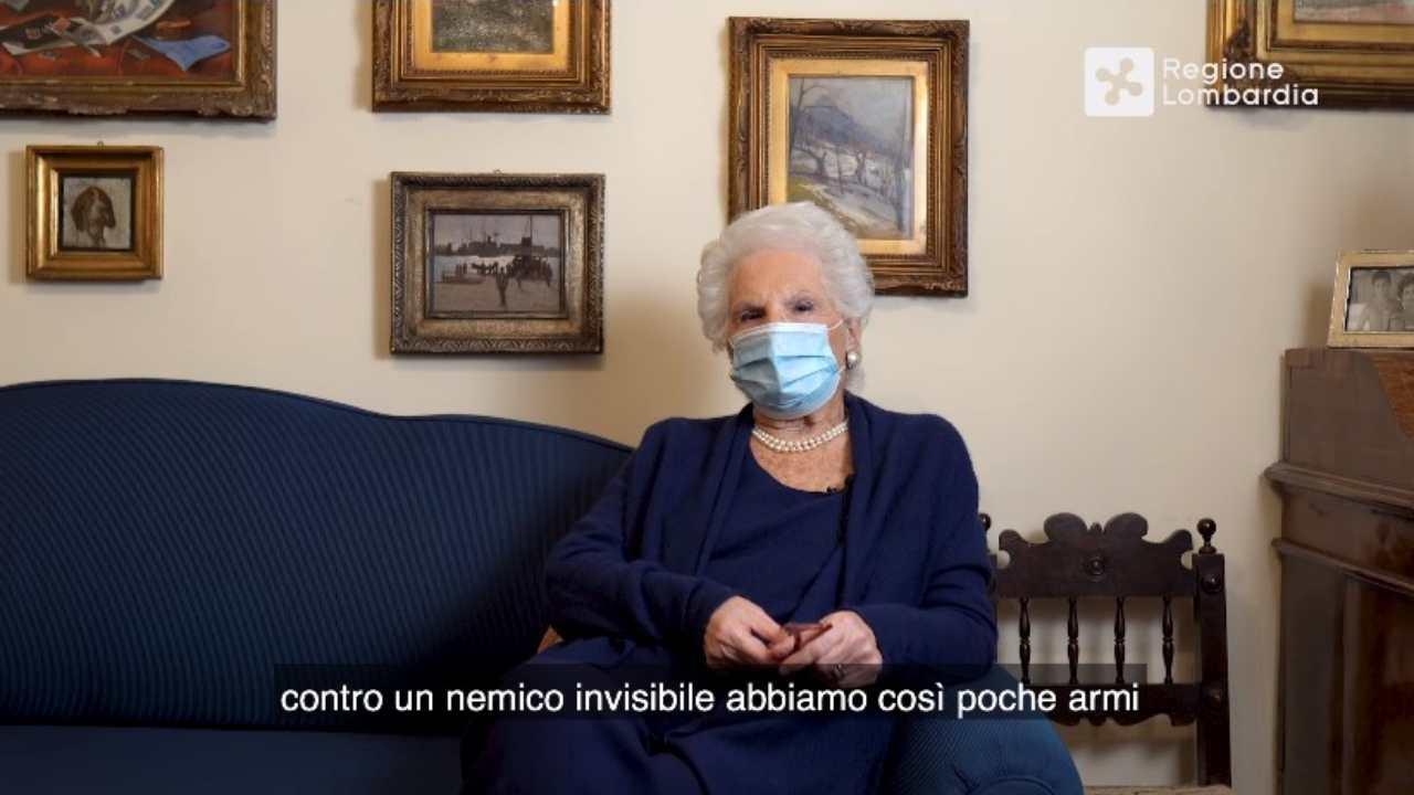 Liliana Segre minacce
