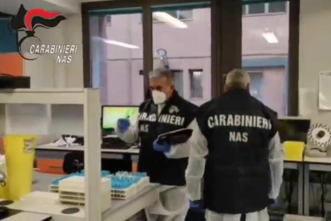 Carabinieri Nas farmaci Covid