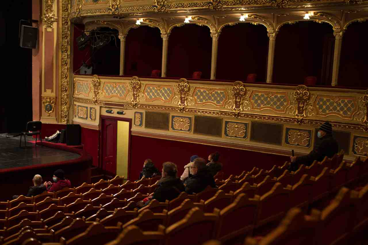 Riapertura cinema teatri