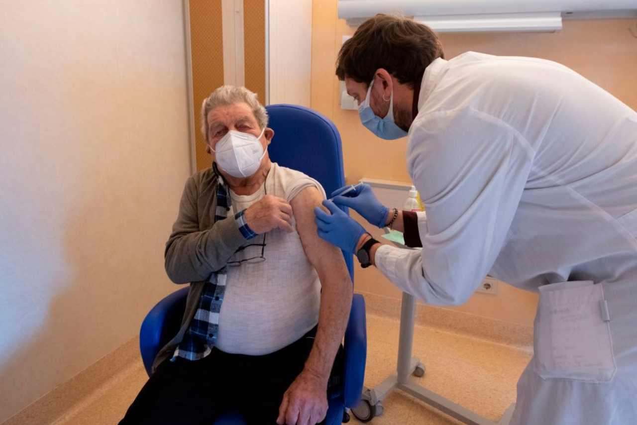 Vaccinazioni over 80