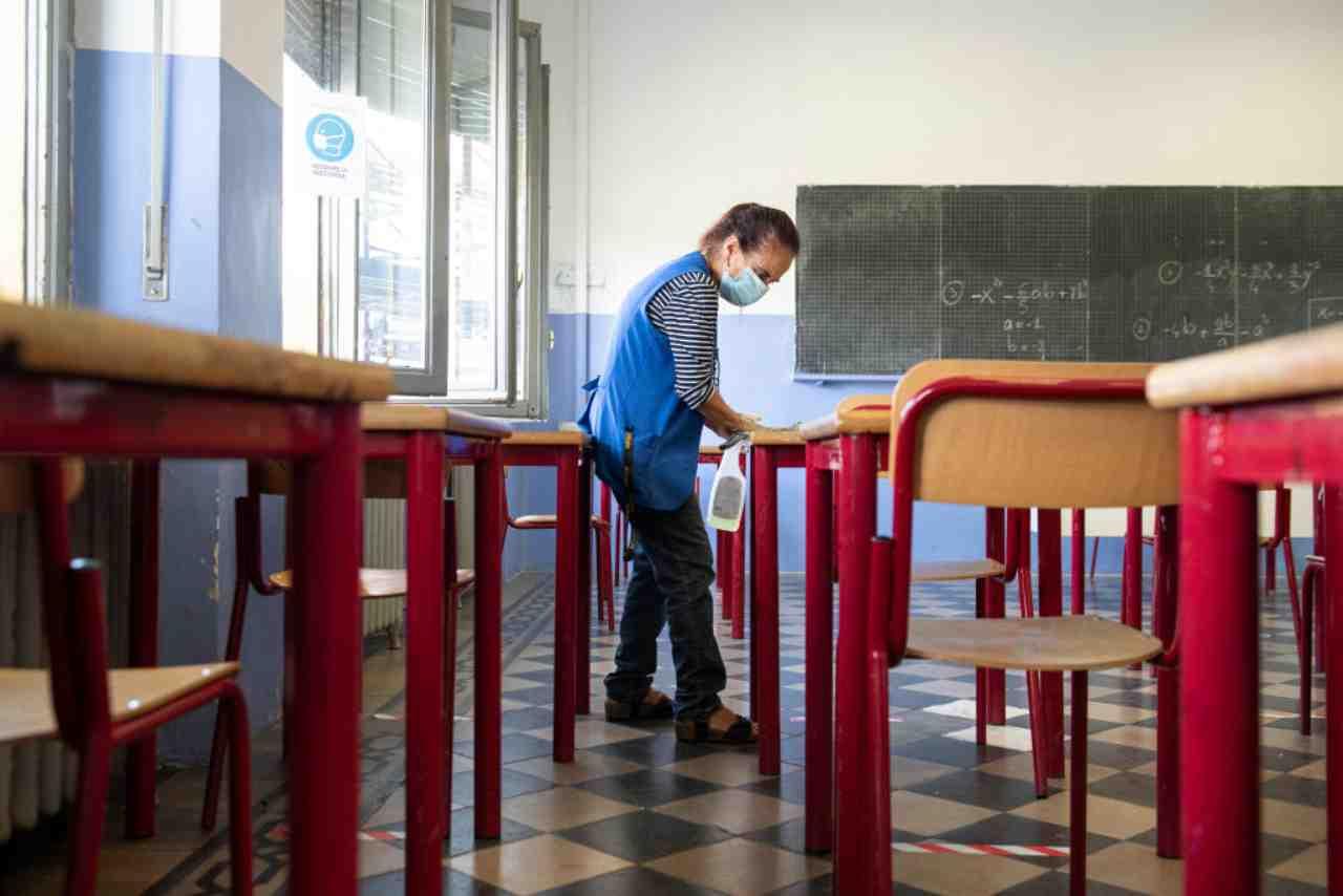 Roma liceale suicidio