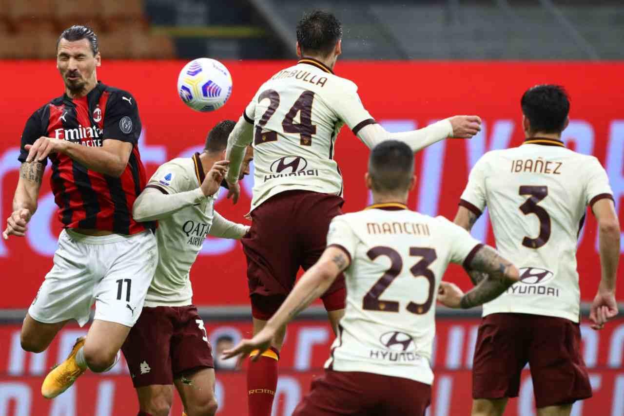 Roma Milan Streaming gratis