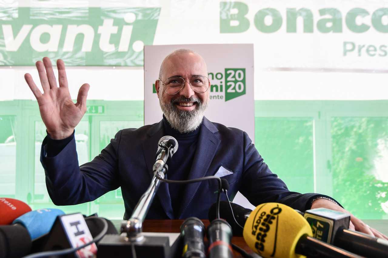 Decreto Covid bonaccini