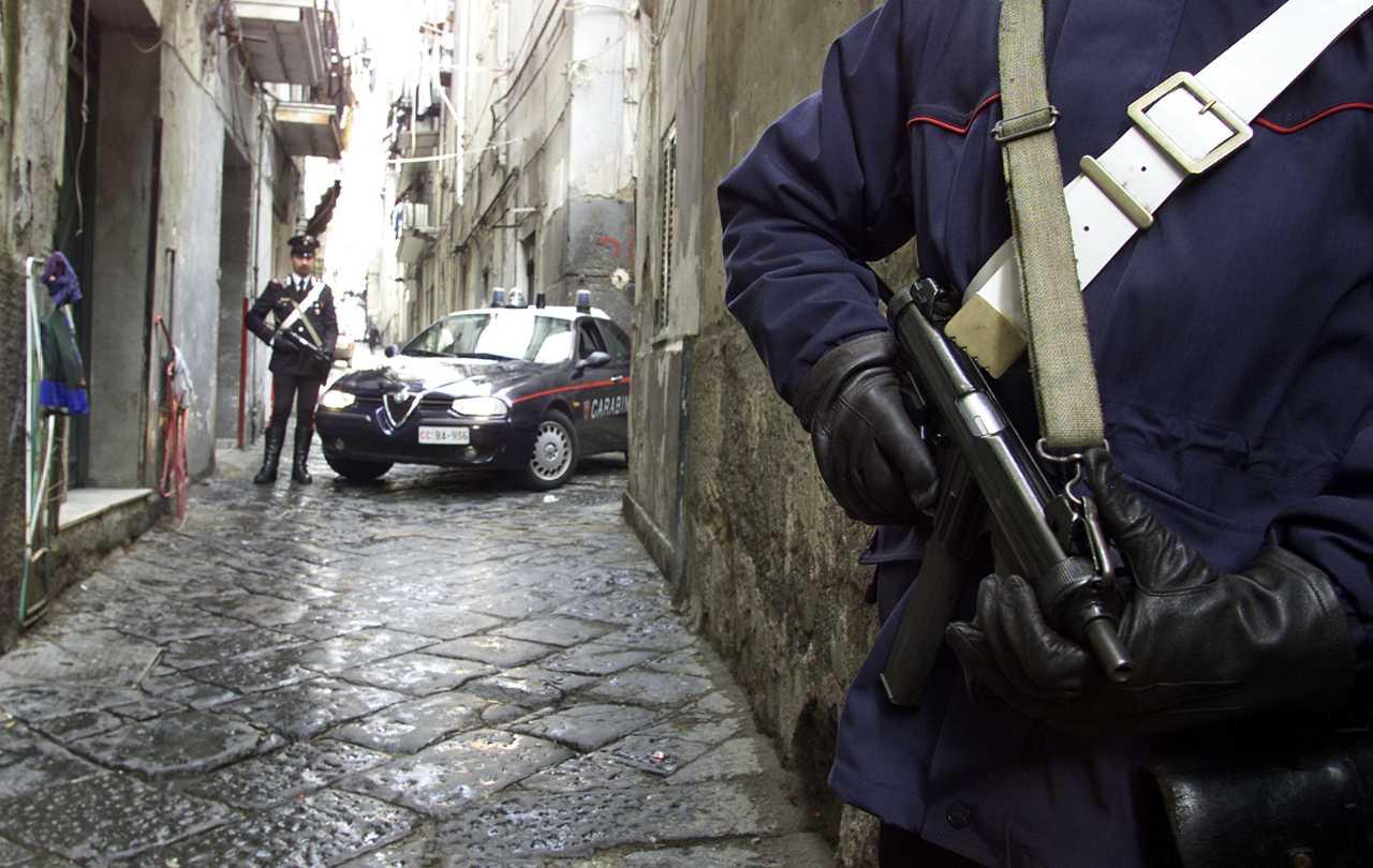 Napoli rapina