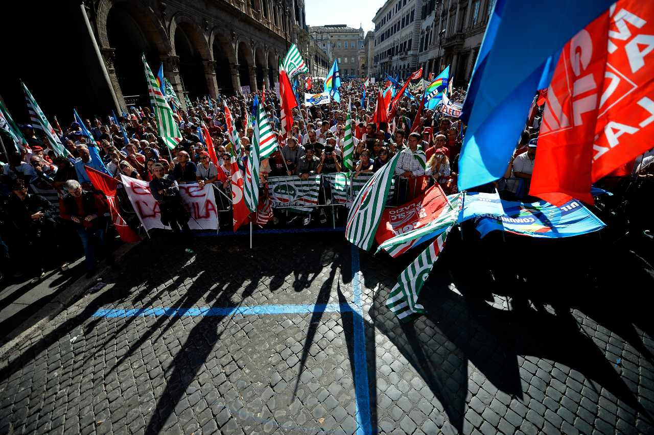 Napoli Lavoratori