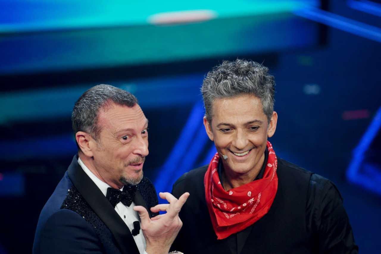 Sanremo ascolti finale
