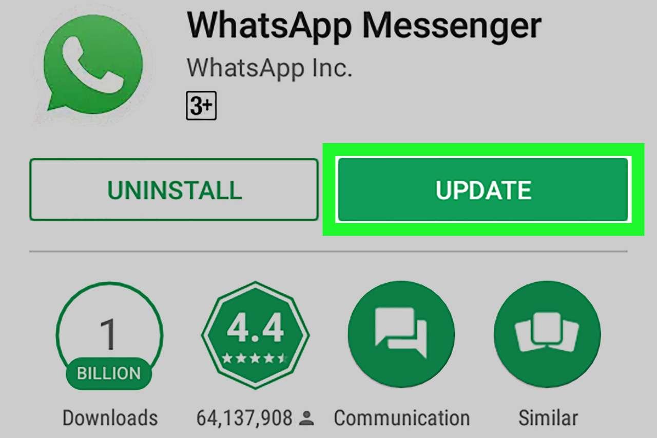 WhatsApp aggiornamento cosa cambia
