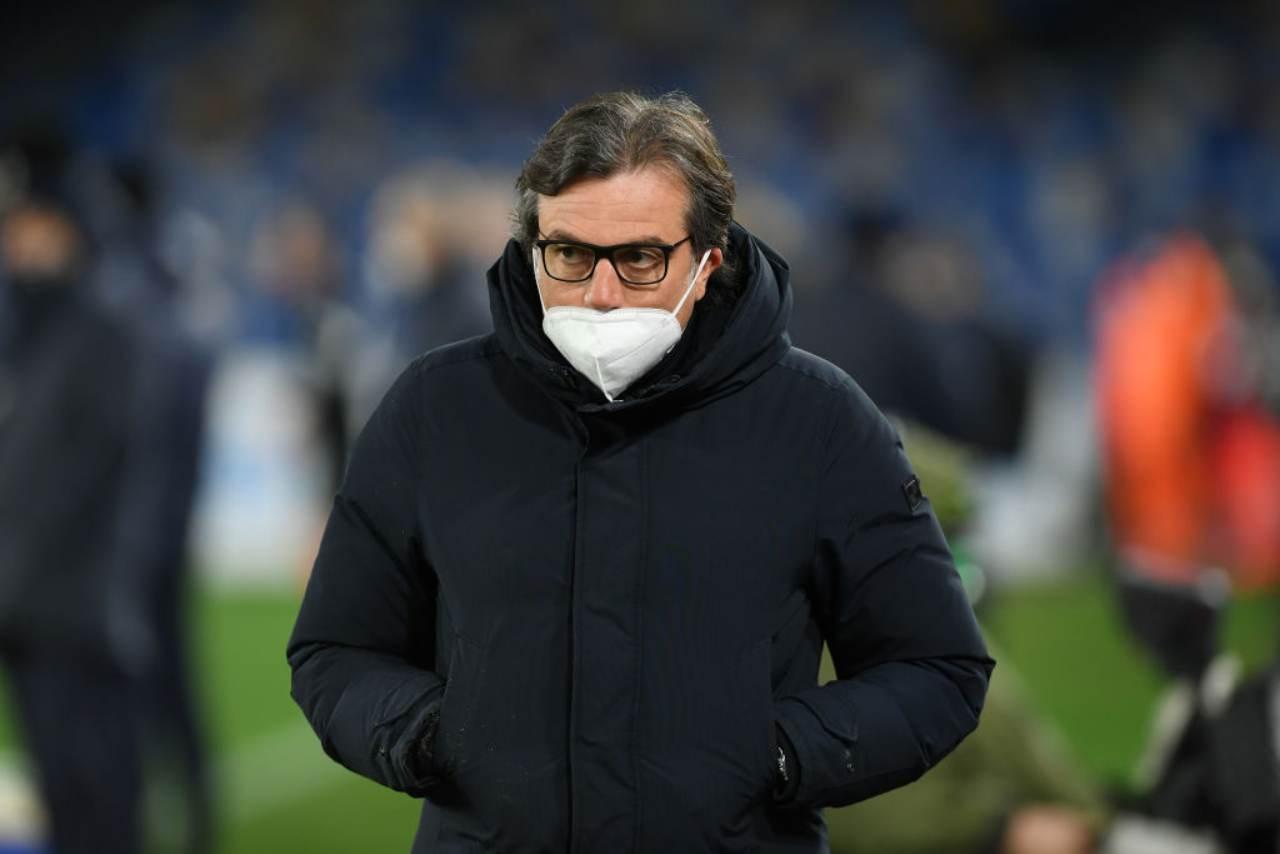Calciomercato Napoli Difensore
