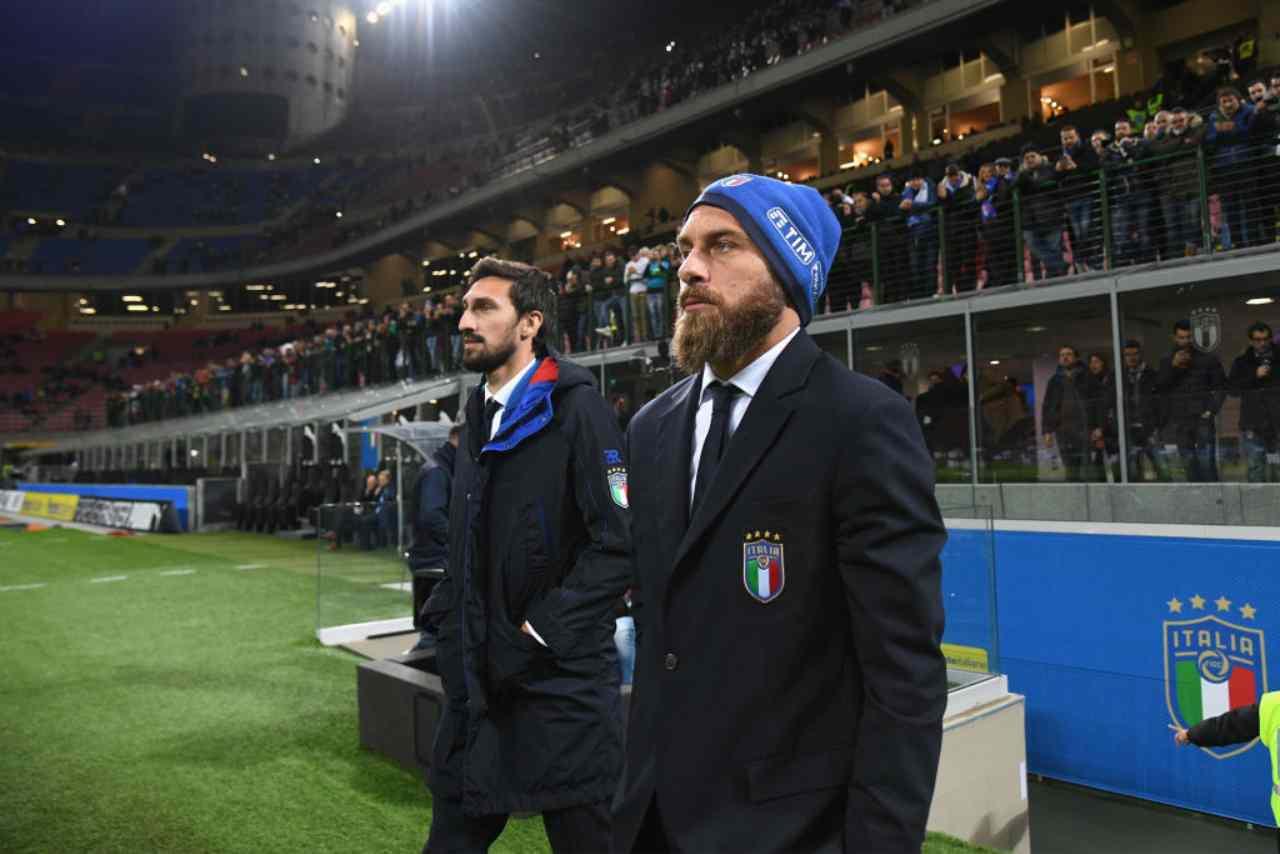 Nazionale De Rossi