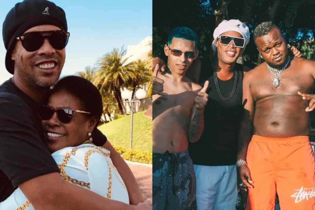 Ronaldinho morte madre