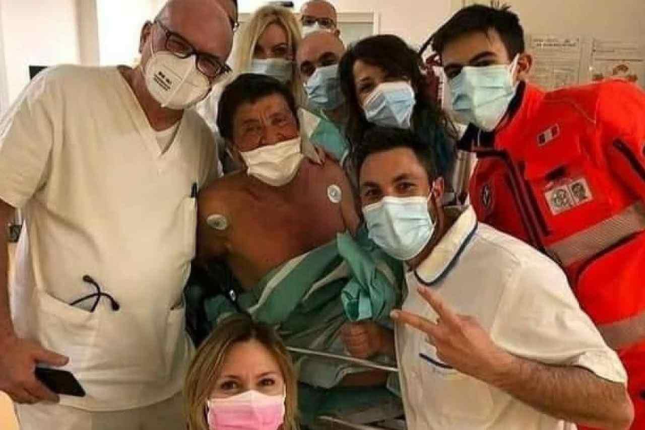 Gianni Morandi Ospedale